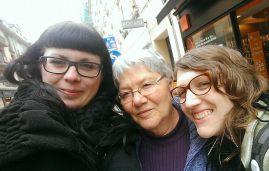 avec Mummy & Leï