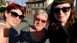 avec Mummy & Mymy