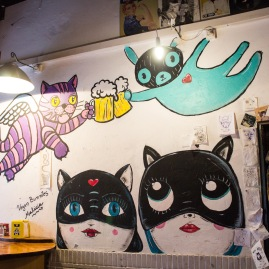 Cat Bar - best place ever
