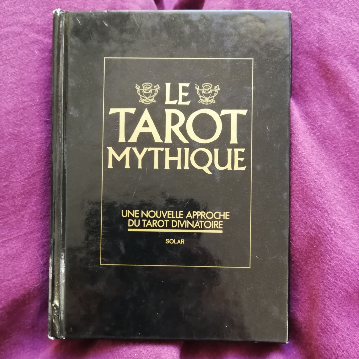 mythic tarot book