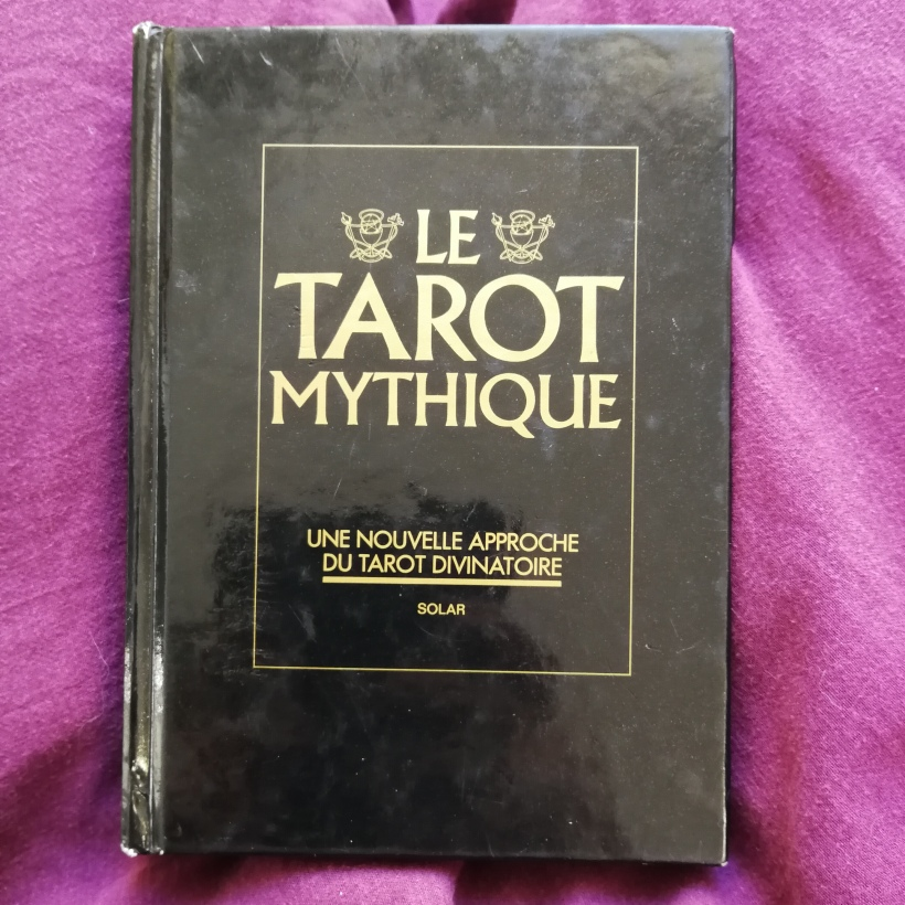 mythic tarot book