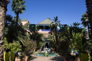 Marrakech La Majorelle 07