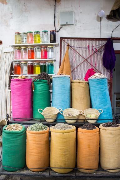 Marrakech souk 09