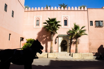 Marrakech souk 12