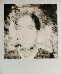 polaroid double exposition